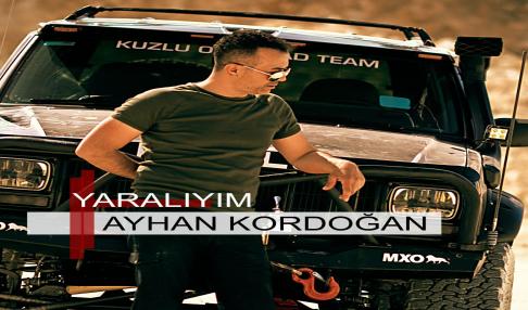Münih sahnelerinin Pop sanatçısı ve bestekarı Ayhan Kordogan Türkiyede fırtına gibi esiyor.