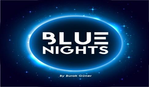 Blue Nights Vol 24 Party  ile Yeni yıla önceden Merhaba