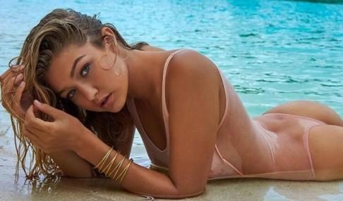 Gigi Hadid sınırları zorladı! Çıplak pozunu paylaştı…