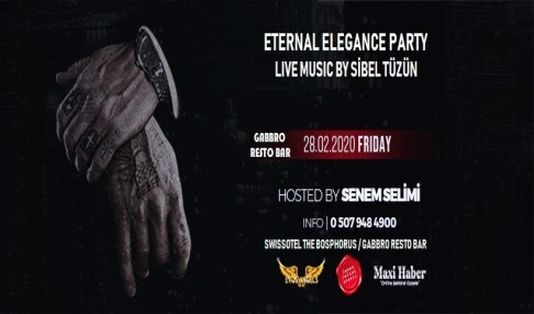 Ethernal Elegance Party By Senem Selimi