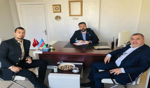 Başkan Koray BOZAT' ın Önderliğinde TASEK Faaliyetlerine Başladı.