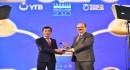 Fazlybek Mustanov YTB Türkiye Mezun Ödülü Verildi.